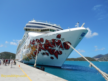 Norwegian Gem cruise ship