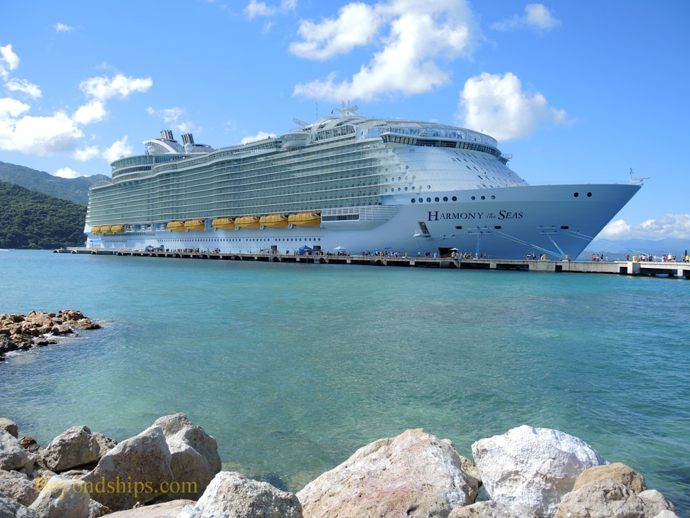 Harmony Of The Seas Review - Harmony cruise