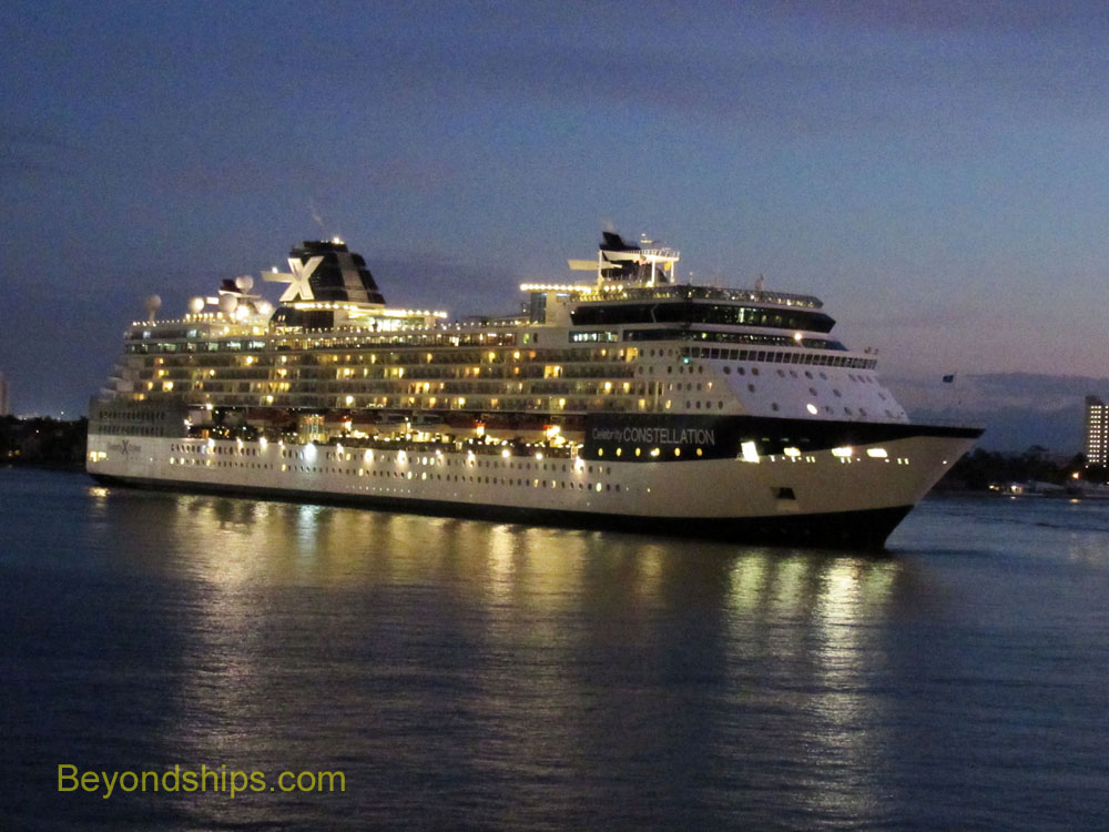 Celebrity Constellation Deck Plans- Celebrity Cruises ...