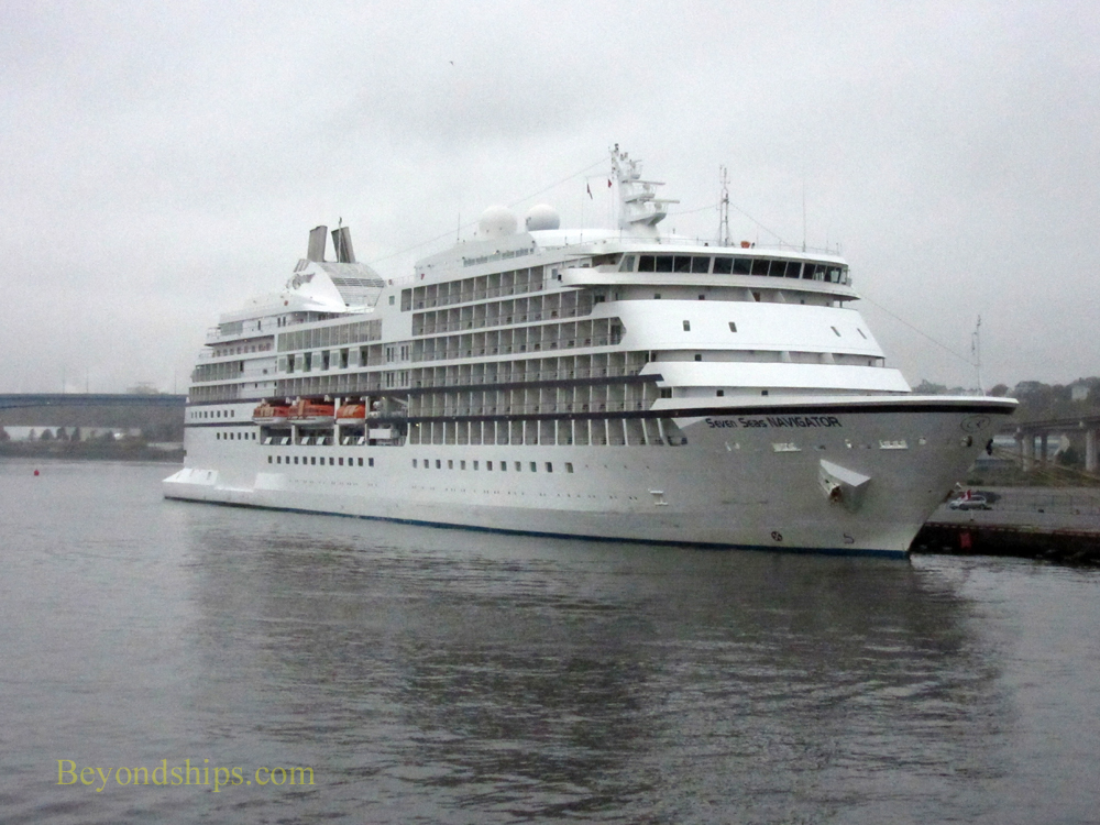 Seven Seas Navigator cruise ship