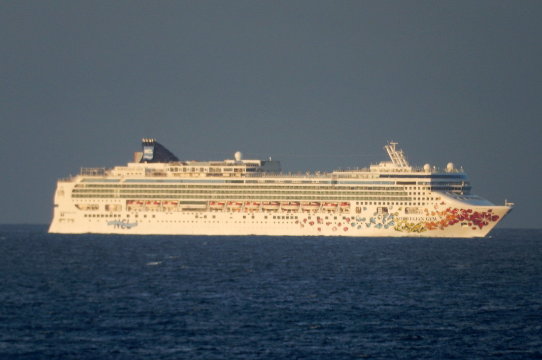 Cruise ship Norwegian Gem Picture