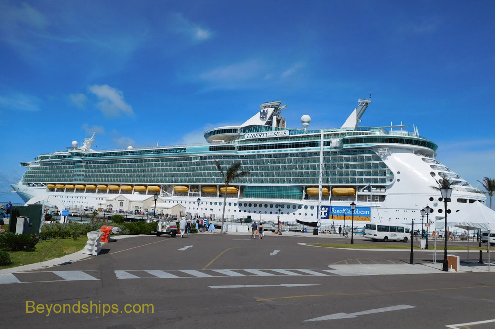 Liberty of the Seas cruise ship