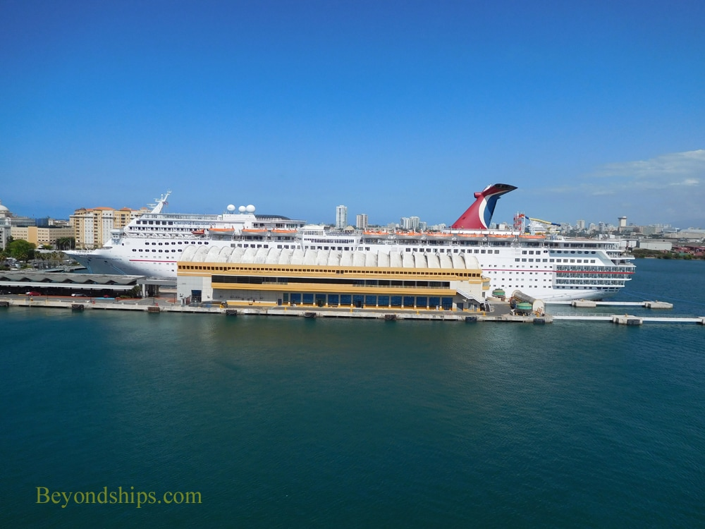 Carnival Fascination Tours
