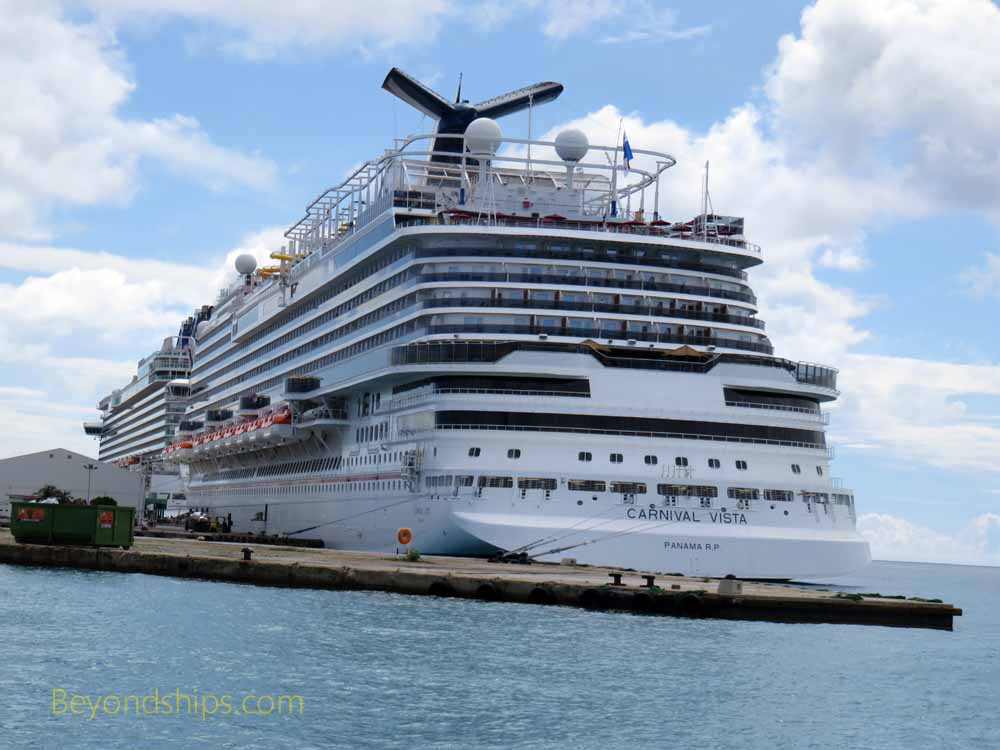 Carnival Vista, cruise ship