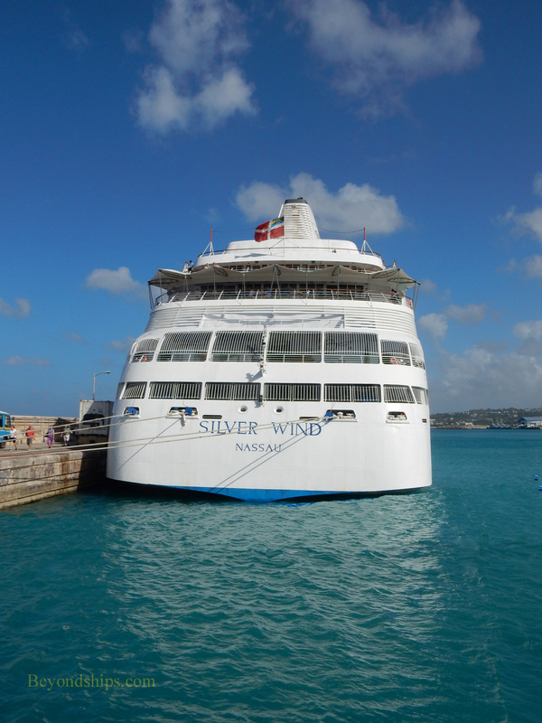 Picture Silver Wind cruise ship