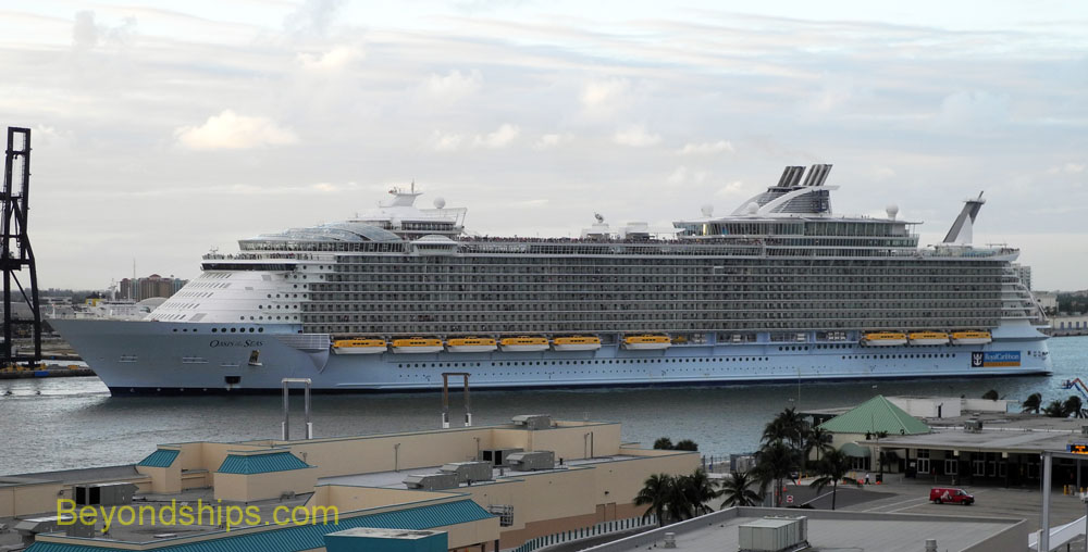 Oasis of the Seas cruise ship