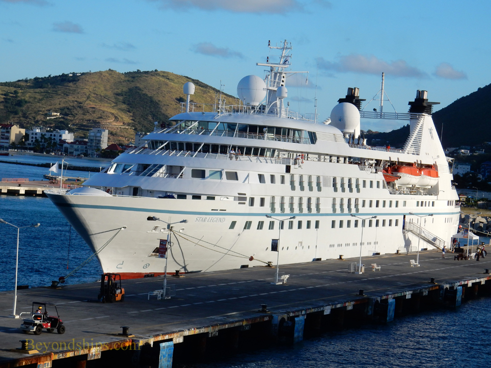 Star Legend (formerly Seabourn Legend) cruise ship