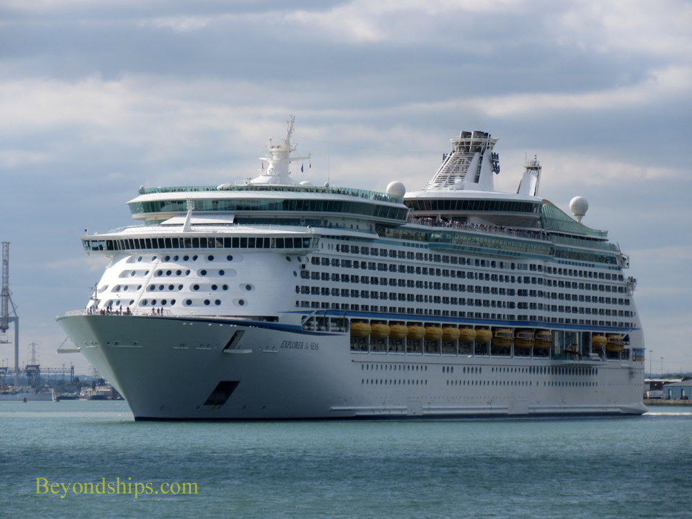 Explorer of the Seas, cruise ship