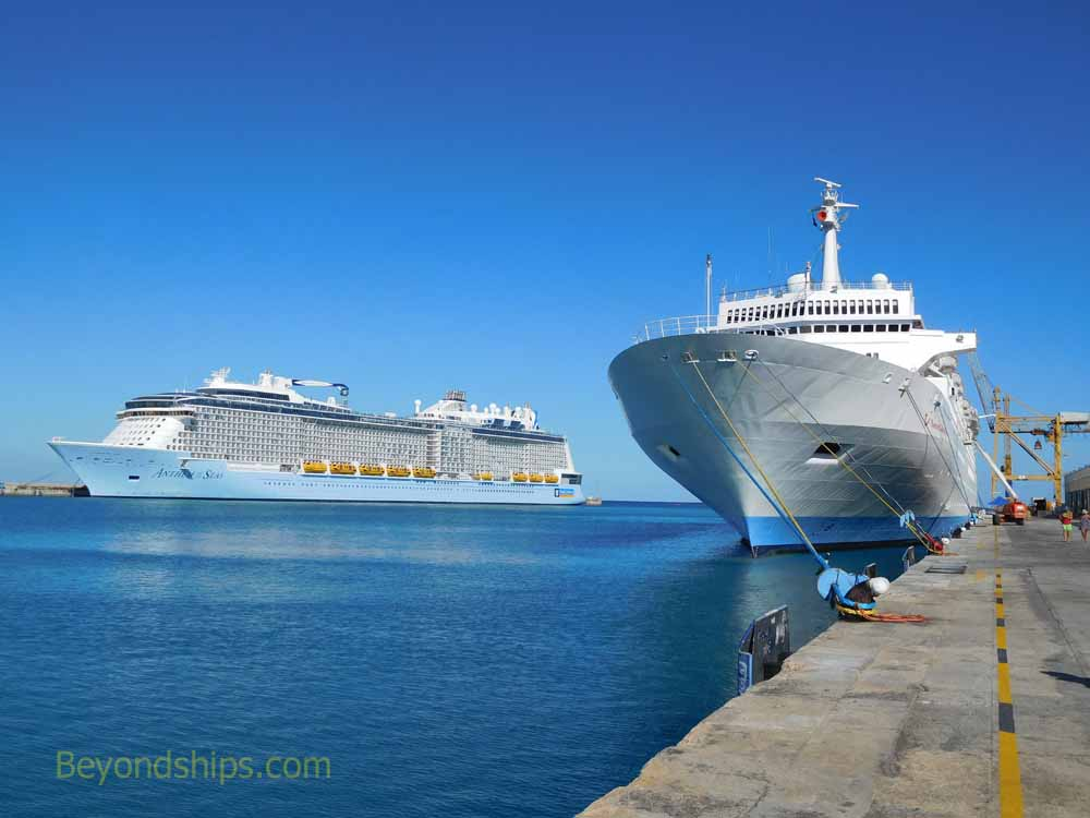 Anthem of the Seas and Thomson Celebration