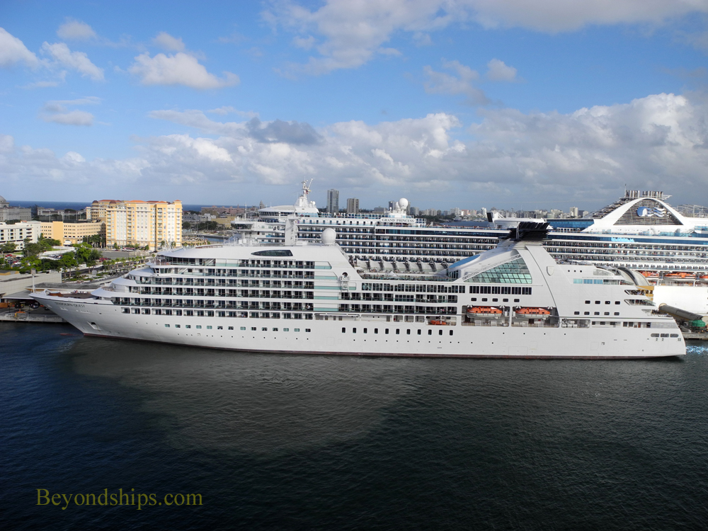 Seabourn Quest cruise ship