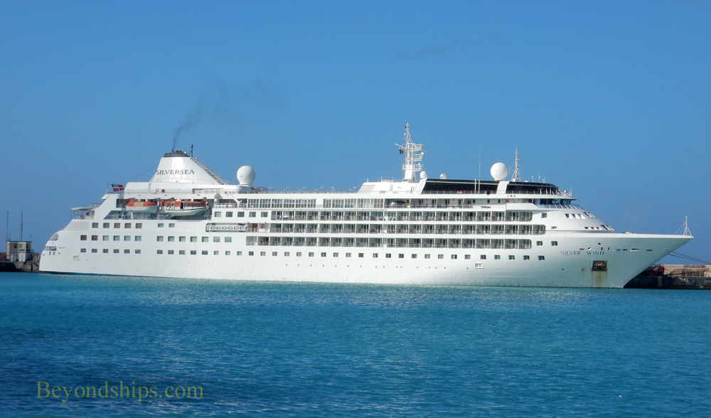 Silver Wind cruise ship