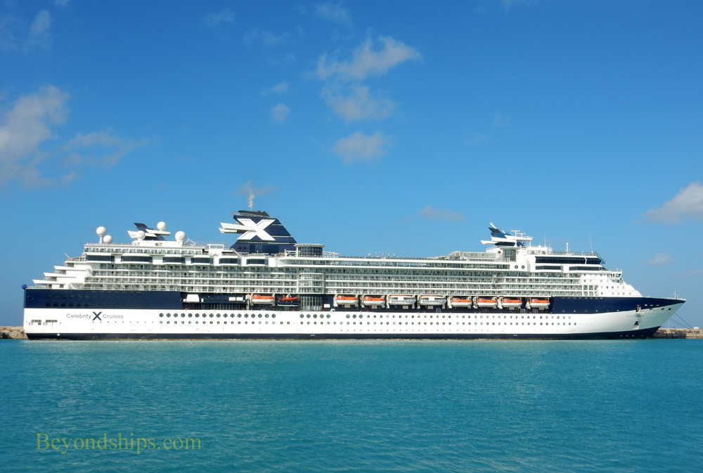 Celebrity Summit cruise ship