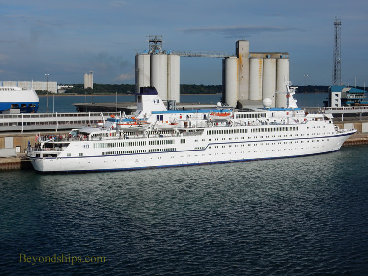 MS Berlin cruise ship