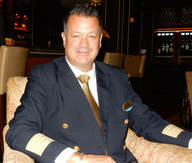 Hotel Director Ron Ness of Mariner of the Seas