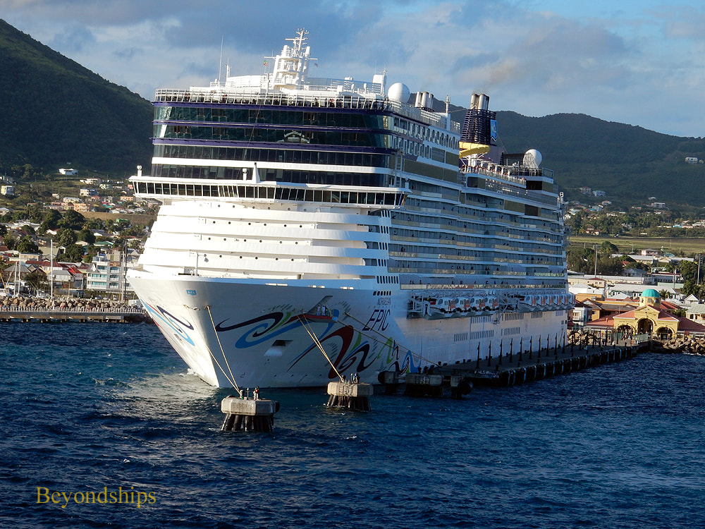 Cruise ship Norwegian Epic
