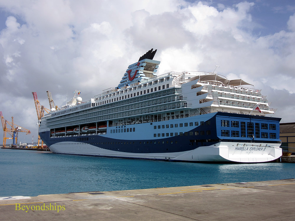 Marella Explorer 2 cruise ship