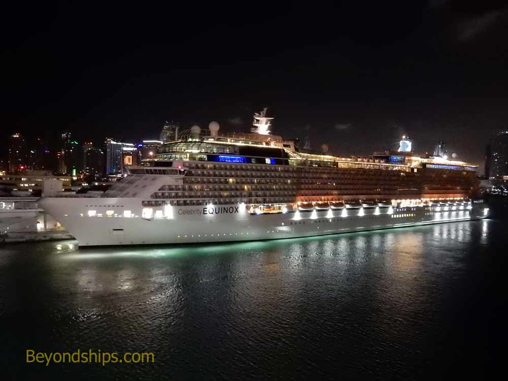 Celebrity Equinox cruise ship